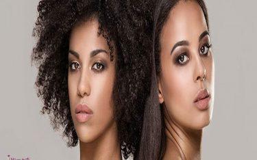 تراکم مو در آمریکایی های آفریقایی