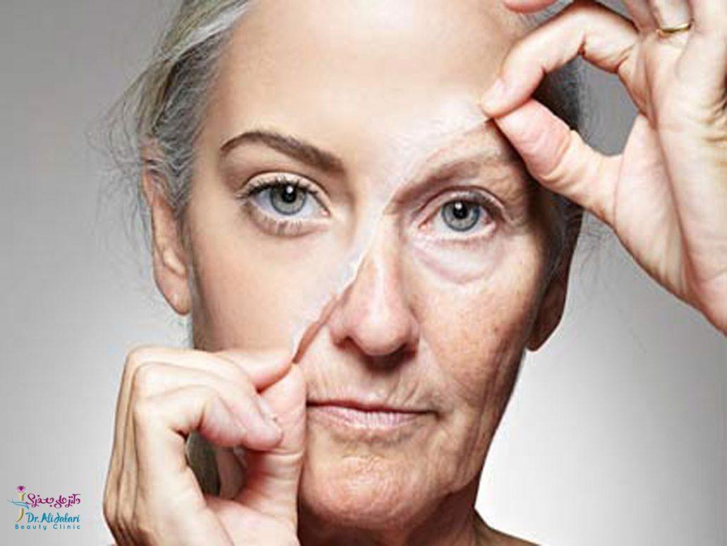 جوانسازی پوست!!! راه های جوانسازی پوست (تهاجمی و غیر تهاجمی)