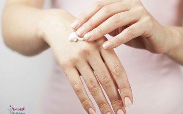 خشکی پوست دست و روش های طبیعی درمان آن