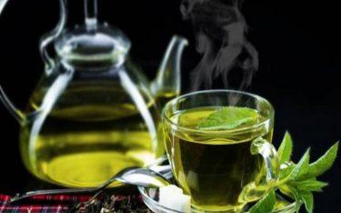 ماسک چای سبز-5 مزایای ماسک صورت چای سبز و چگونگی تهیه آن