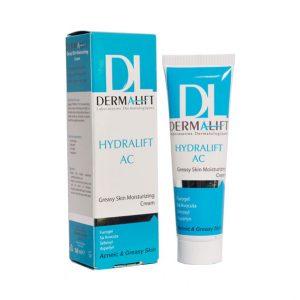 کرم مرطوب کننده هیدرالیفت AC درمالیفت مناسب پوست های چرب