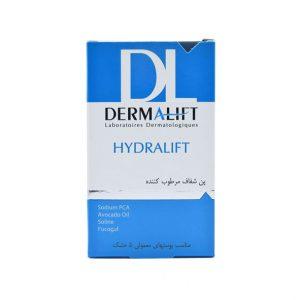 پن شفاف مرطوب کننده درمالیفت هیدرالیفت (حجم 100 گرم)