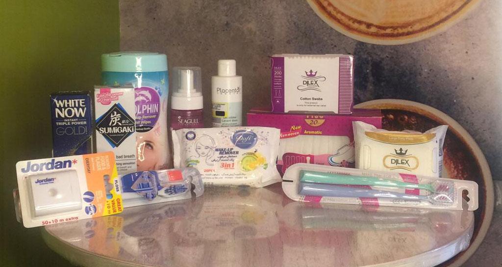 محصولات بهداشتی