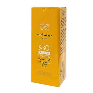 کرم ضد آفتاب +SPF30 سینره