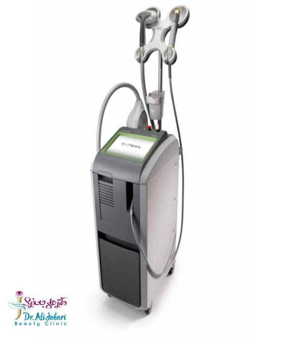 دستگاه لیزر زئو