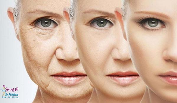 تاثیر تغذیه بر روند پیری