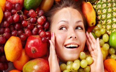 پوست سالم و تغذیه_ چگونه با تغذیه درست پوست سالم داشته باشم؟
