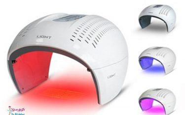 ماسک های نور درمانی LED و مزایای حالت های مختلف نور در نوردرمانی