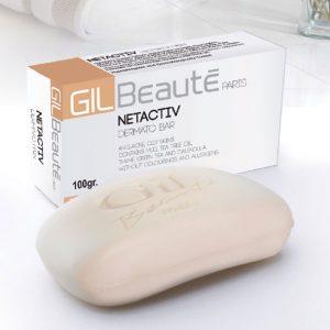 پن ضد جوش ژیل بوته مدل NETACTIV وزن 100 گرم (مناسب پوست های چرب)