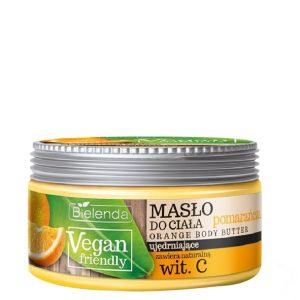 کره بدن بی یلندا مدل Vegan Friendly حاوی عصاره پرتقال حجم 250 میل