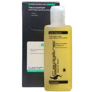شامپو ضد ریزش و تقویت کننده سپیژن مخصوص انواع مو (حجم ۲۰۰ میلی لیتر)