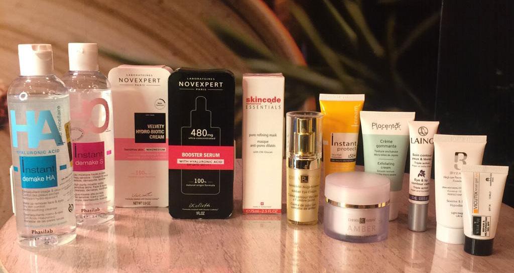 محصولات پوست و زیبایی